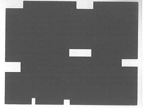 Dyslektická šablona - Čtecí okénko