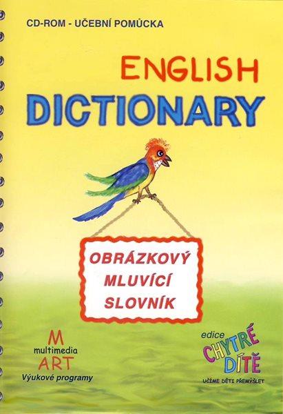 Chytré dítě - English Dictionary - Obrázkový mluvící slovník CD-ROM