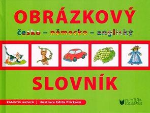 Obrázkový česko - německo - anglický slovník