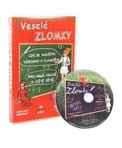 Chytré dítě CD - Zlomky - matematika 4., 5. ročník ZŠ