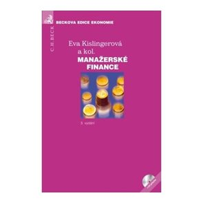 Manažerské finance + CD-ROM