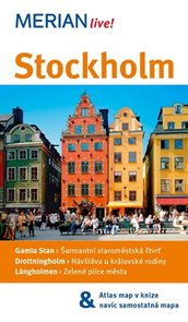 Stockholm - turistický průvodce Merian