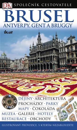 Brusel - Společník cestovatele - 13x22