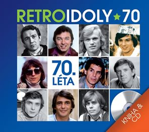 Retro Idoly 70. léta - CD a kniha
