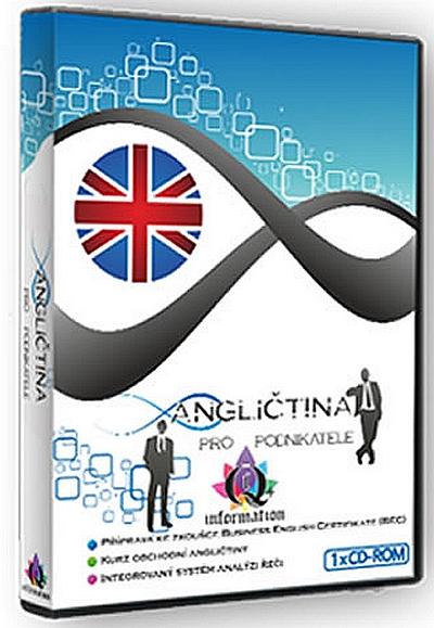 CD Angličtina pro podnikatele