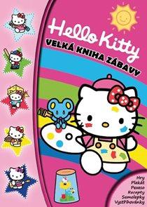 Hello Kitty - Velká kniha zábavy
