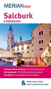 Salcburk a Salcbursko - průvodce Merian 55