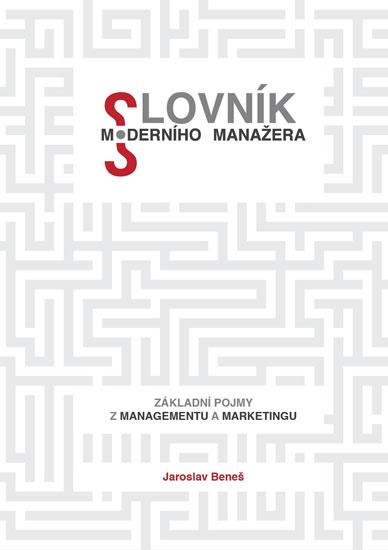 Slovník moderního manažera - Beneš Jaroslav