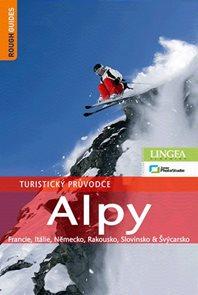 Alpy - turistický průvodce Rough Guides
