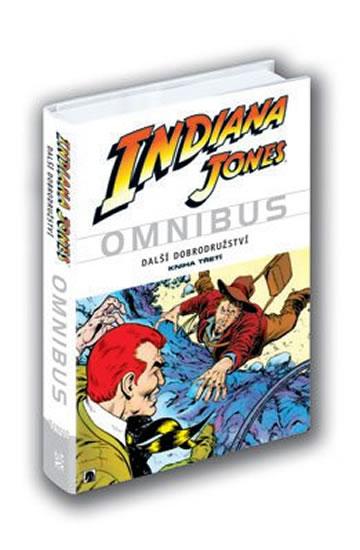 Indiana Jones - Omnibus - Další dobrodružství - Steve a kolektiv Ditko