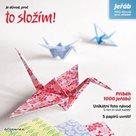 Jeřáb origami - 1000 důvodů proč skládat