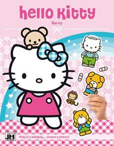 Hello Kitty Barvy - Samolepková knížka