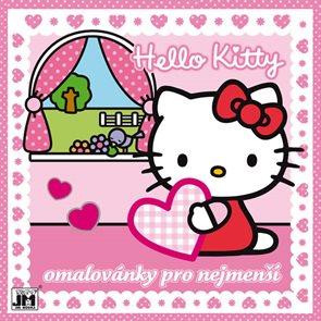 Hello Kitty Omalovánky pro nejmenší