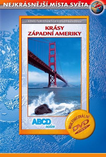 DVD Krásy západní Ameriky - 12x20