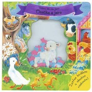 Ovečka a jaro - leporelo