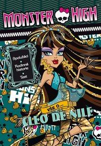Monster High - Vše o Cleo de Nile
