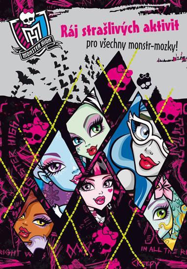 Monster High - Ráj strašlivých aktivit - Mattel