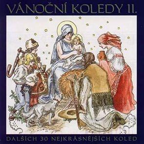 CD Vánoční koledy II