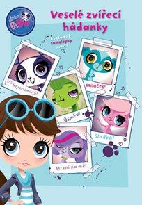 Littlest Pet Shop - Veselé zvířecí hádanky + samolepky