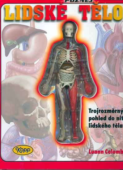 Poznej Lidské tělo - Luann Colombo