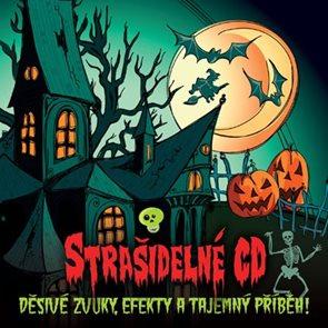 Strašidelné CD - Děsivé zvuky, efekty a tajemný příběh!