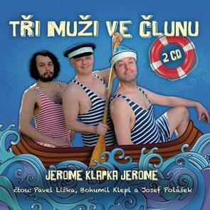 CD Tři muži ve člunu