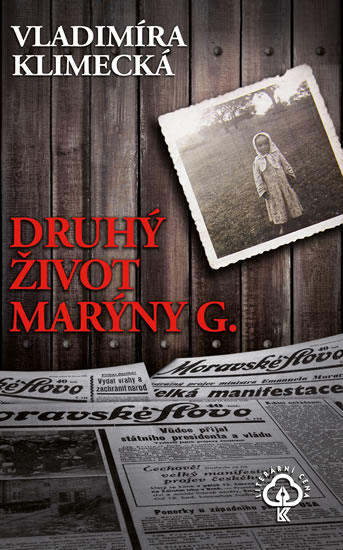 Druhý život Marýny G. - Vladimíra Klimecká - 14x21
