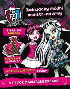 Monster High - Zabijáčky módní monstr - návrhy
