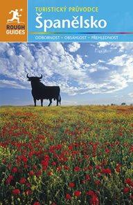 Španělsko - turistický průvodce Rough Guides v češtině