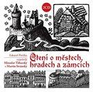 CD Čtení o městech, hradech a zámcích