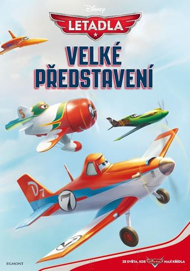 Letadla - Velké představení - Disney Walt