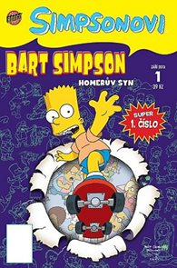 Simpsonovi - Bart Simpson 1 - Homerův syn