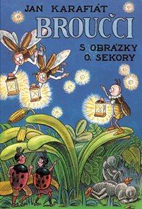 Broučci s obrázky O. Sekory