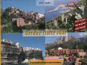 Ostrov tisíce vůní - první český cykloprůvodce Korsikou