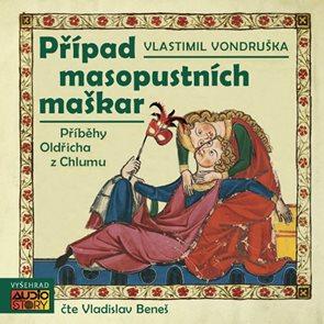 CD Případ masopustních maškar - Příběhy Oldřicha z Chlumu