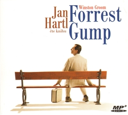 CD Forrest Gump - Groom Winston - 13x14