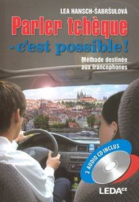 Parler tcheque cést possible! + 2 audio CD