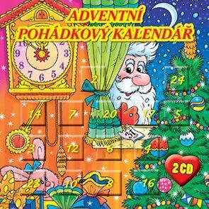 CD Adventní pohádkový kalendář 2