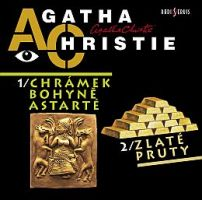 CD Chrámek bohyně Astarté / Zlaté pruty