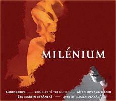 CD Milénium - kompletní trilogie