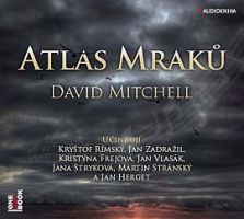 CD Atlas mraků - Mitchell David - 13x14