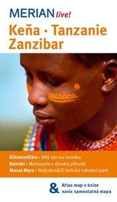 Keňa, Tanzanie, Zanzibar - Merian 97