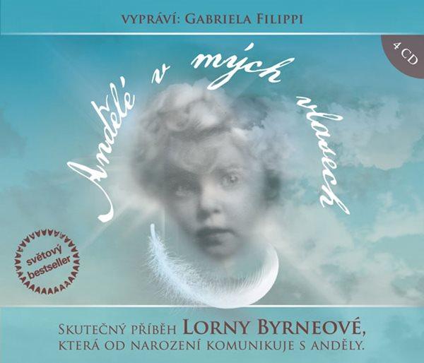 CD Andělé v mých vlasech - Byrneová Lorna - 13x14