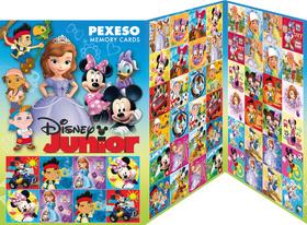 Pexeso Disney Junior
