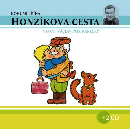 CD Honzíkova cesta - Říha Bohumil - 13x14
