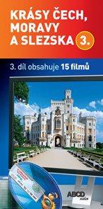 Komplet 15 DVD Krásy Čech, Moravy a Slezska 3