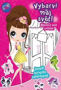 Littlest Pet Shop - Vybarvi můj svět 2!