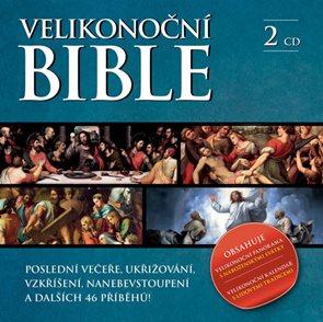 Velikonoční Bible 2 CD