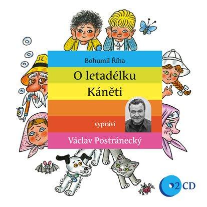 CD O letadélku Káněti - Říha Bohumil - 13x14