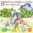 CD Babiččiny pohádky a písničky pro nejmenší